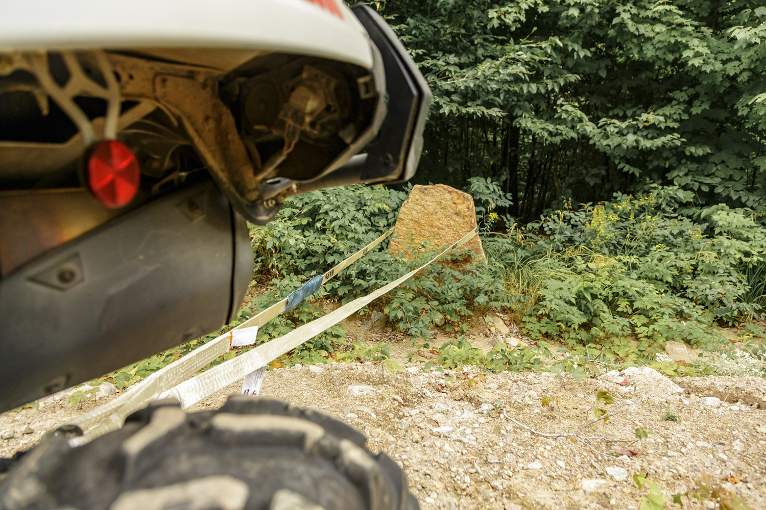 How to properly use a winch