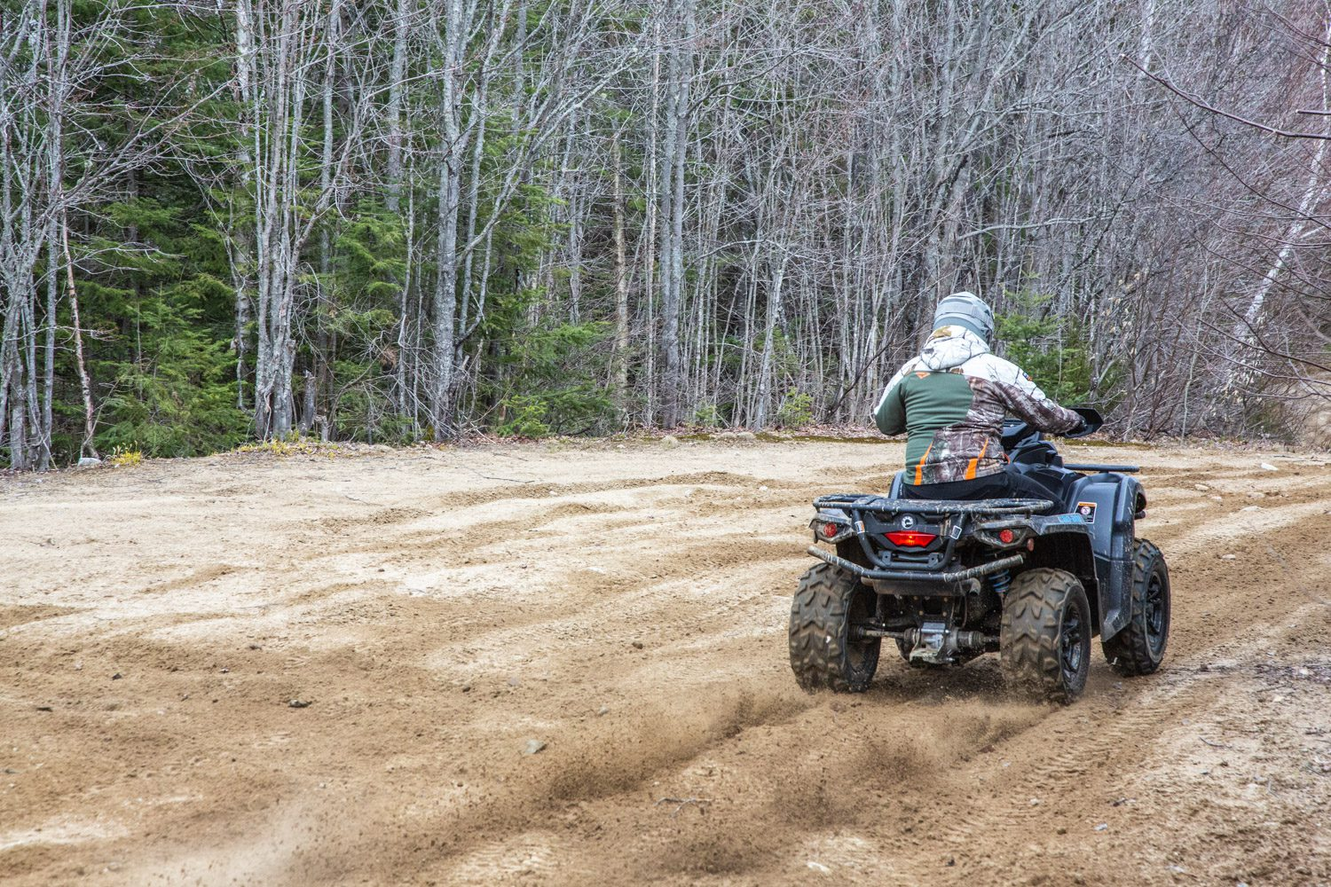 Off-road vehicles and insurance